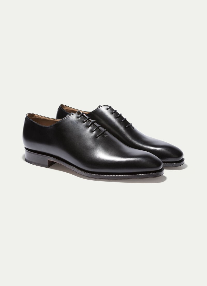 The Hackett One Piece Leather Shoe by Hacket
