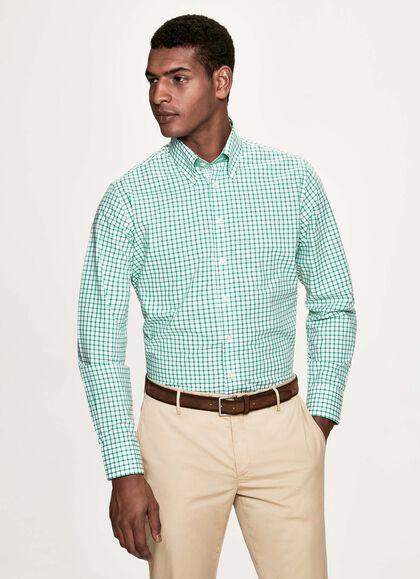 bdd85703e56d33 Men's Casual Shirts: Cotton, Linen & Denim   Hackett