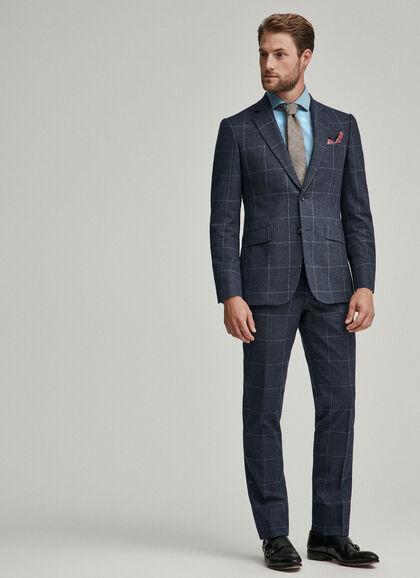 new style 44516 323f8 Anzüge und Baukasten-Anzüge für Herren | Hackett