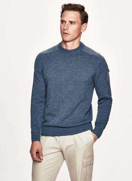 edf7ca8b11e621 Men's Knitwear: Wool, Merino & Cashmere | Hackett