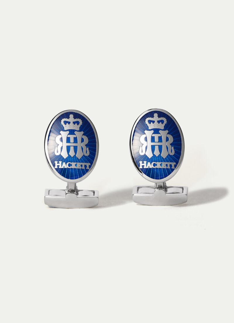 2322fe06398 Henley Royal Regatta Cufflinks, NAVY, ...