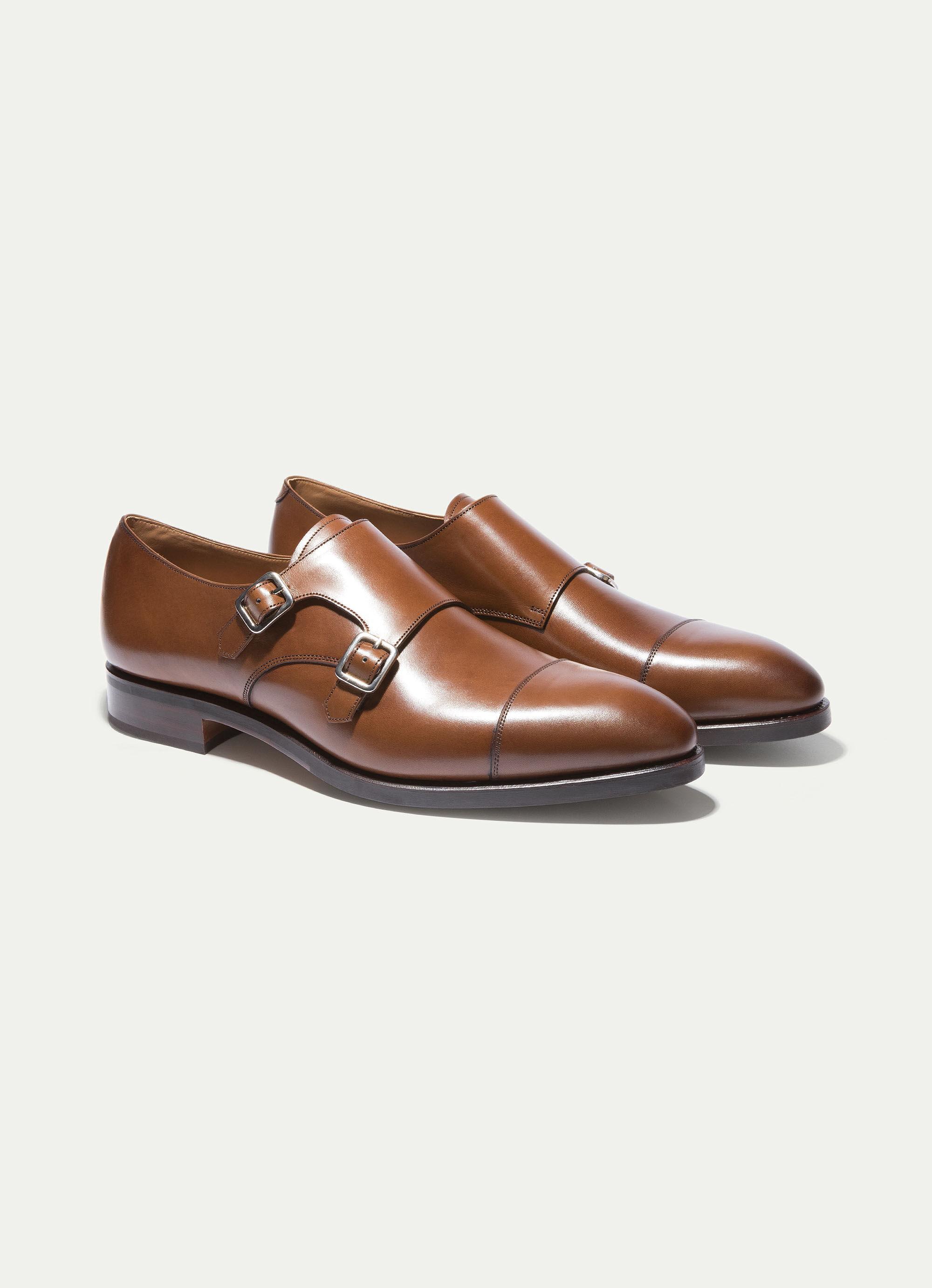 Schuh Monk HackettHackett Double Strap von 5Ac34RjqL
