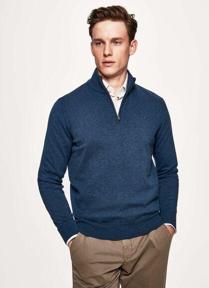 Verbazingwekkend Men's Knitwear: Wool, Merino & Cashmere | Hackett JP-47