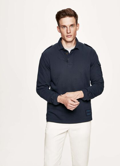 71e8842d98e6 Men's Polo & Rugby Shirts | Hackett