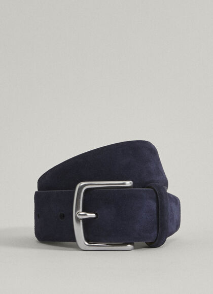 Men's Belts & Braces: Leather, Woven & Cotton | Hackett