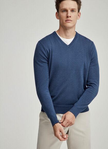 Fonkelnieuw Men's Knitwear: Wool, Merino & Cashmere | Hackett AQ-88