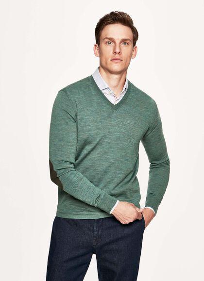 Hedendaags Men's Knitwear: Wool, Merino & Cashmere | Hackett AV-16