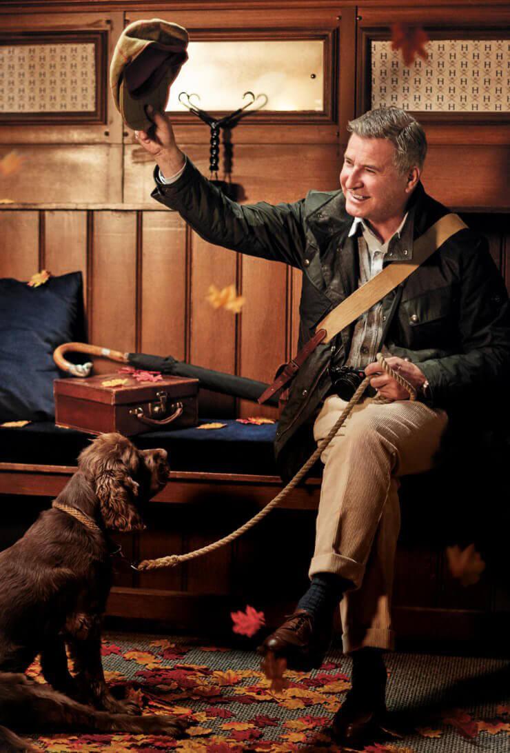 The dog ambler