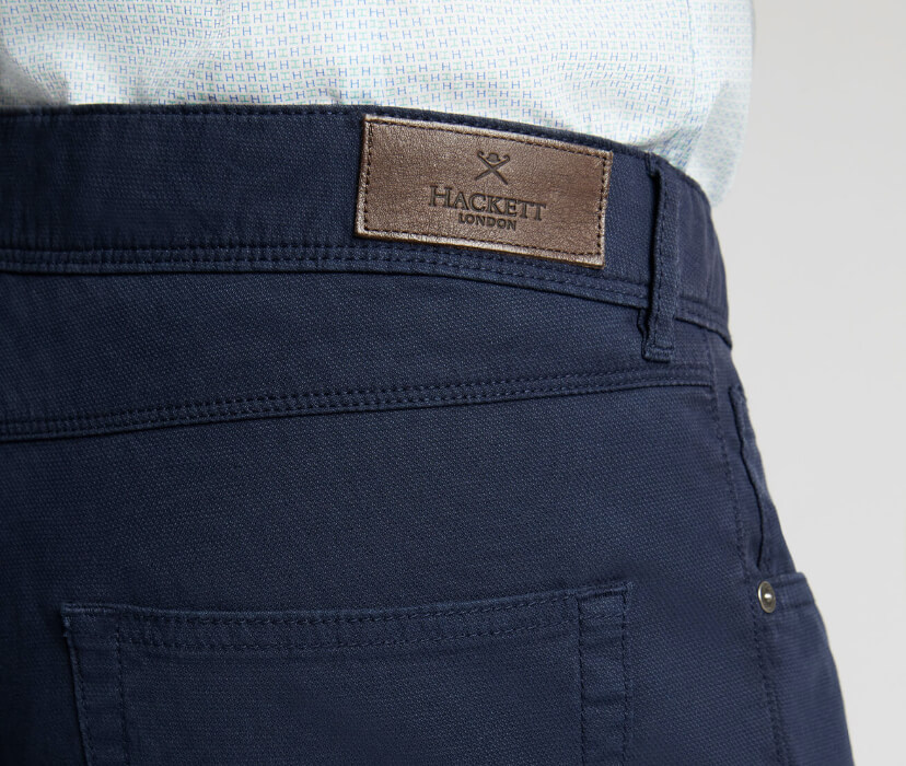 Hackett London Five Pocket Trousers