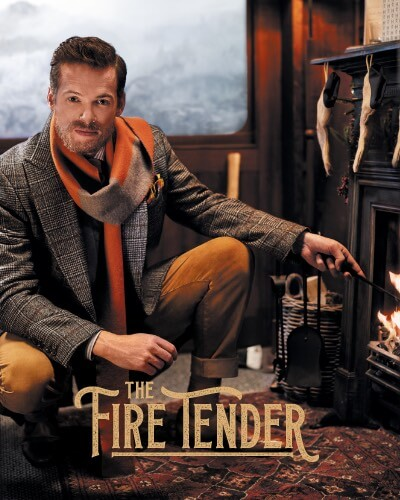 The fire tender