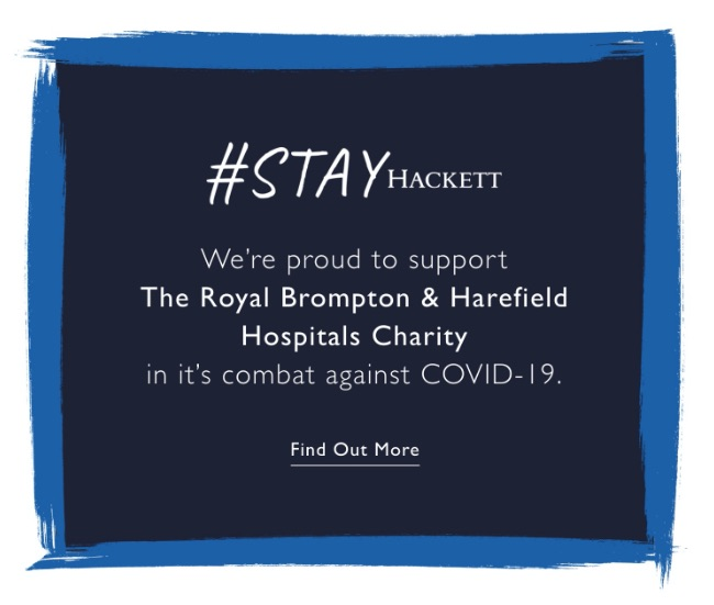 #StayHackett Stay Caring Positive Hard-Working Responsible
