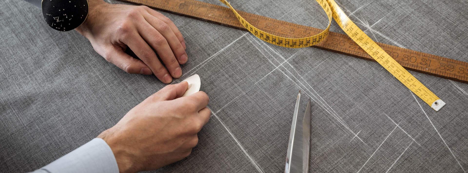 tailoring custom suit