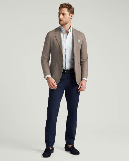 Find your perfect suit with Hackett