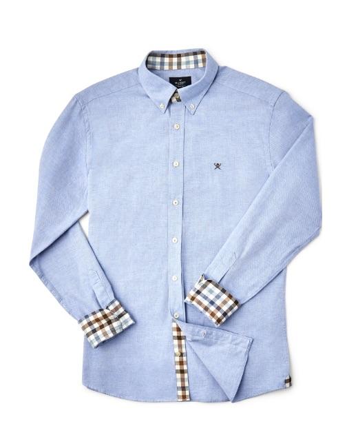 Multi trim shirt
