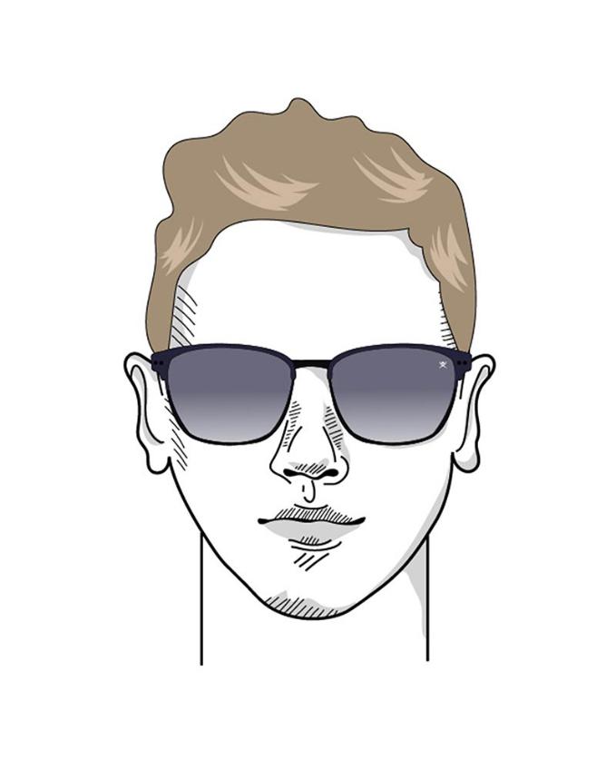 Sunglasses round face