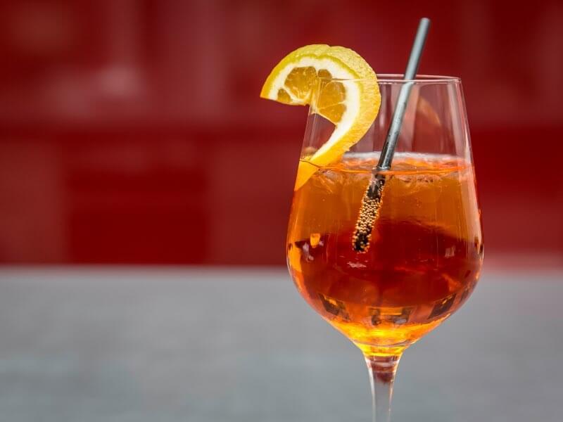 The Hack Winter Cocktails - Boulevardier