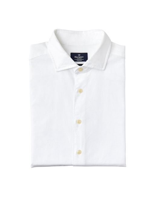 white travel shirt