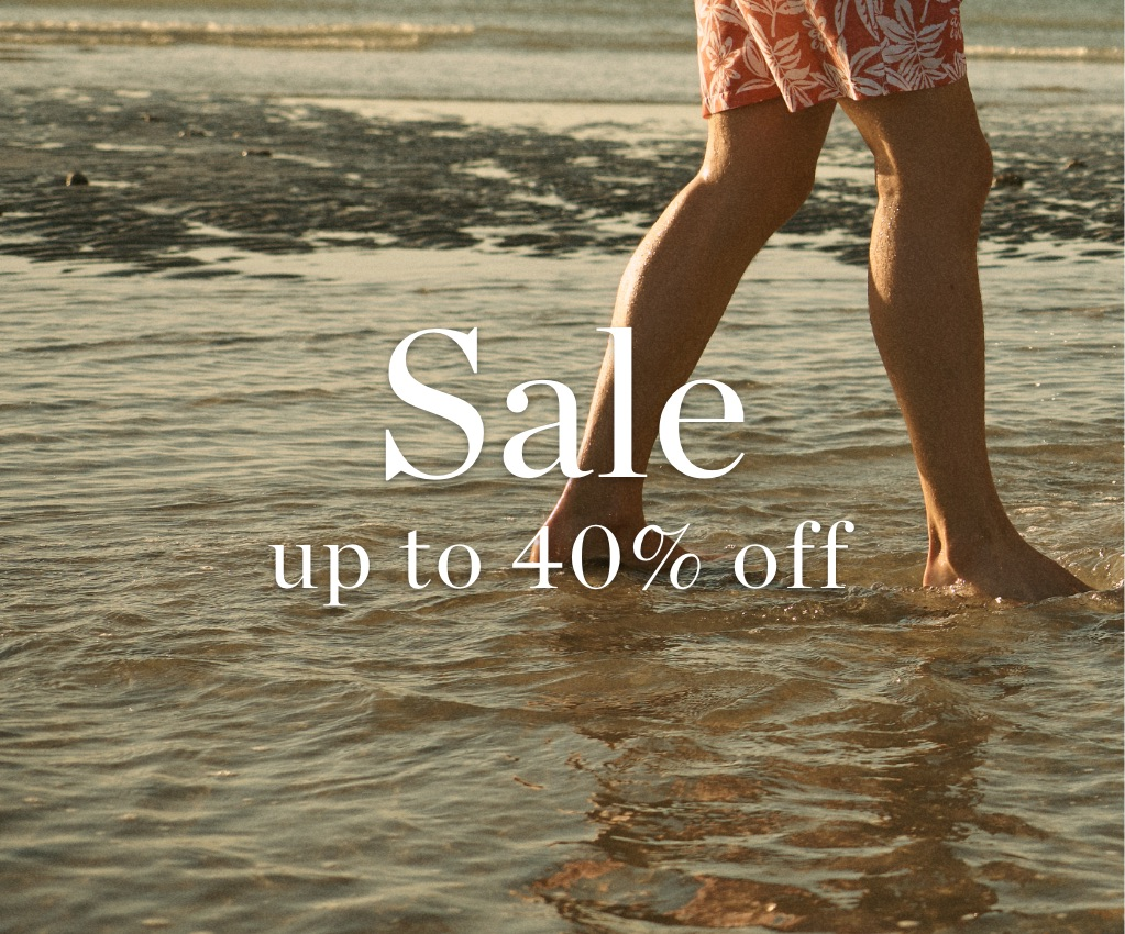 Hackett Sale now on