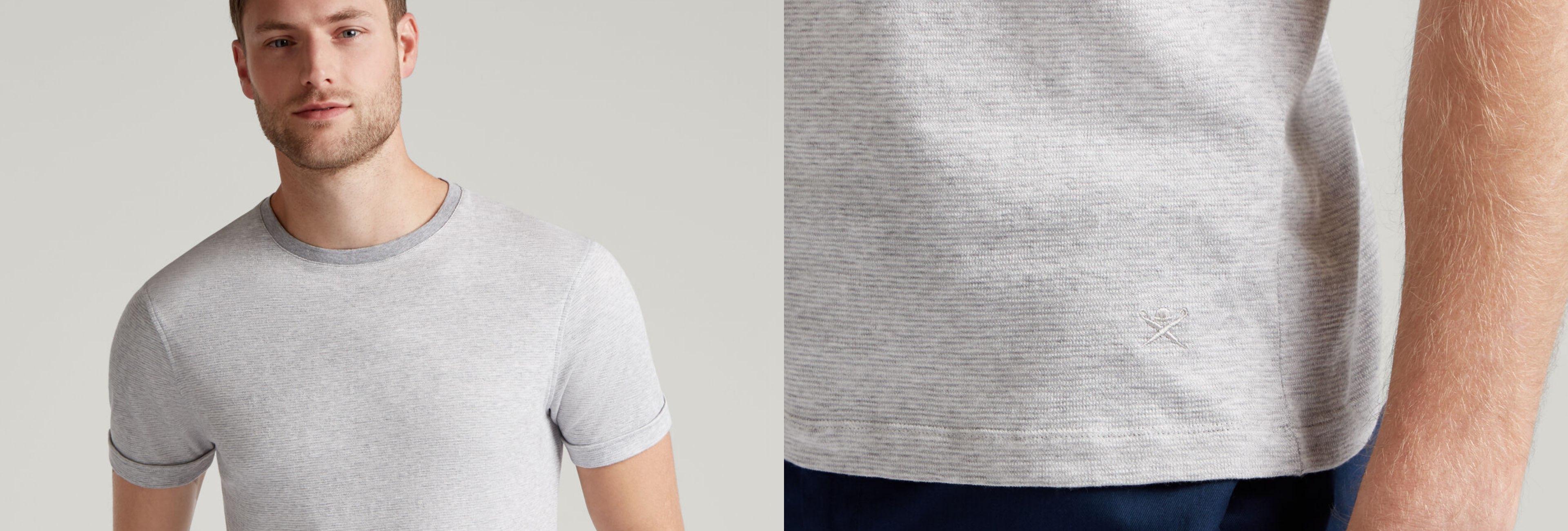 Hackett Man Casual T-Shirt