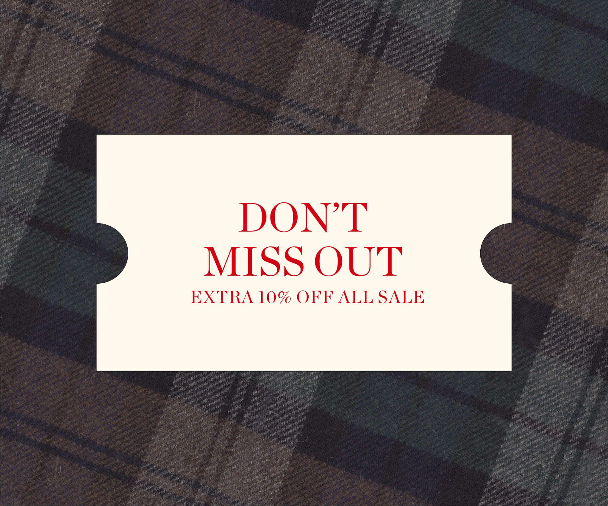 Hackett Sale - Final Reductions Extra 10%!