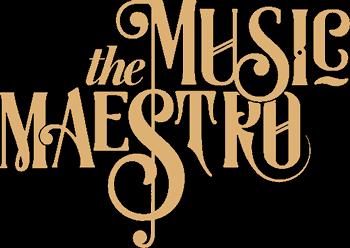 The music maestro logo