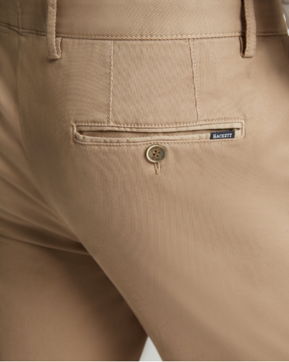 Hackett Men Chino Trousers Close Up Pocket