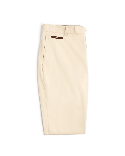 Kensington Slim Fit Cotton Trousers