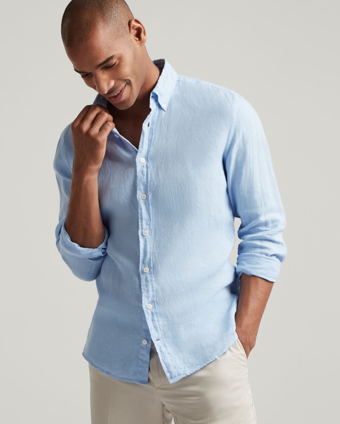 Hackett Man Casual Shirt