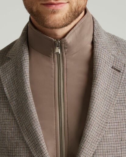 Hackett Men Wedding outfit The Linen Blazer
