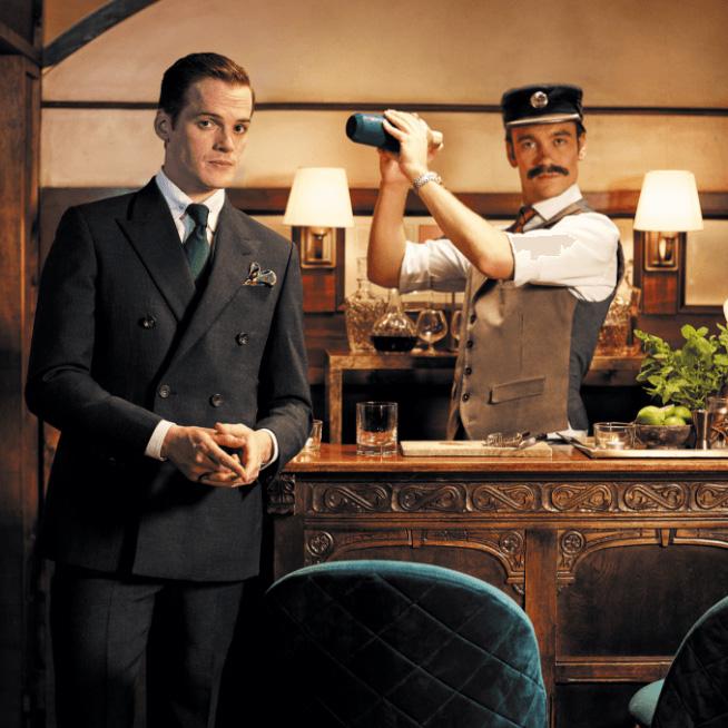 The cocktail connoisseur