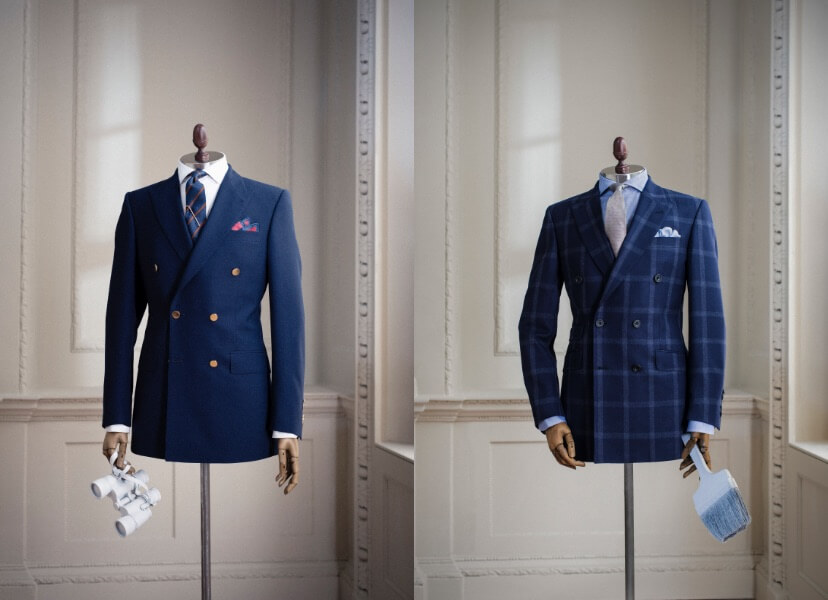 custom made to measure suit