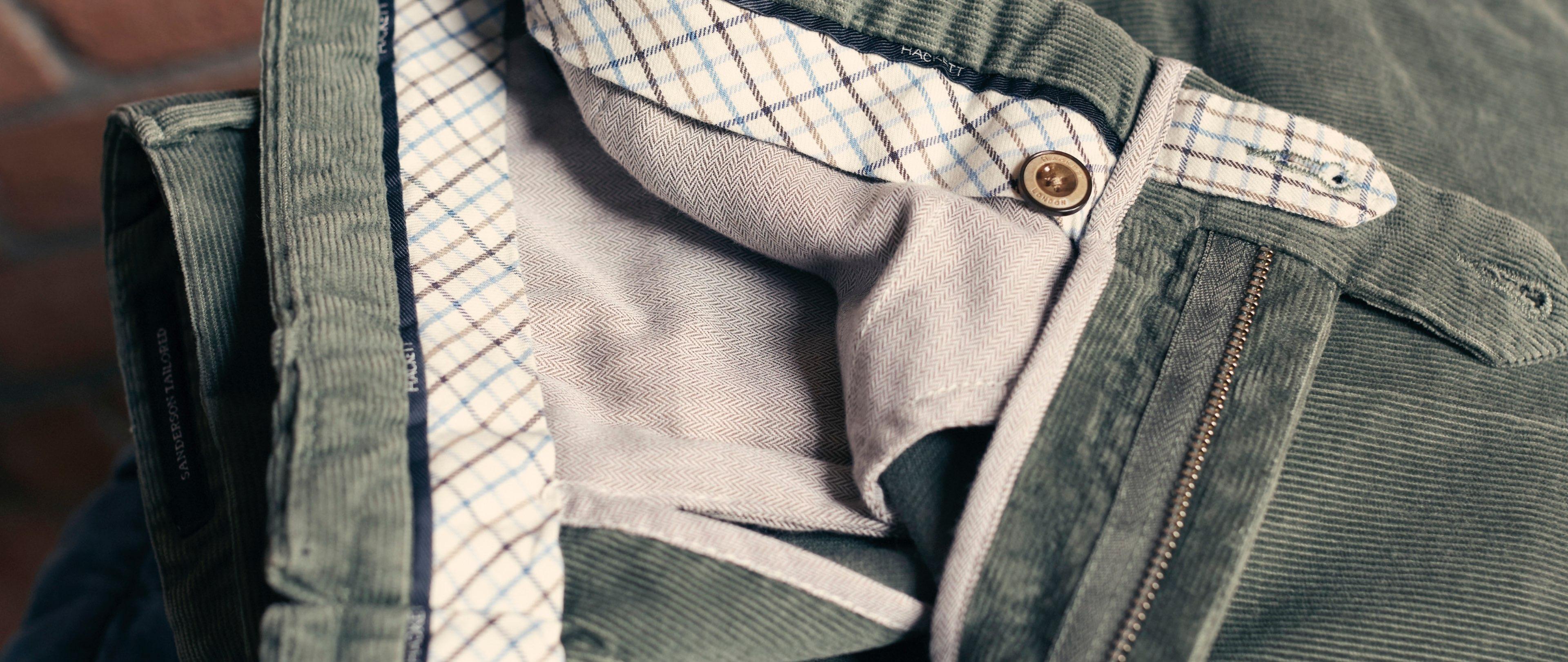 Hackett London Trouser