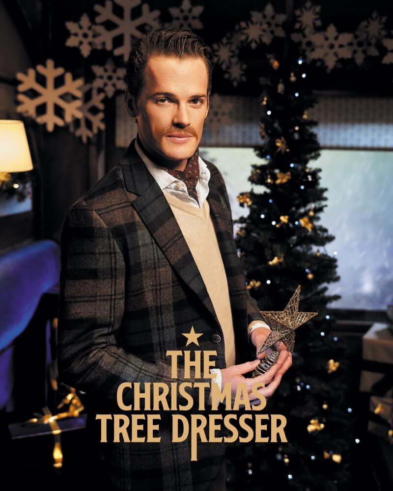 The christmas tree dresser