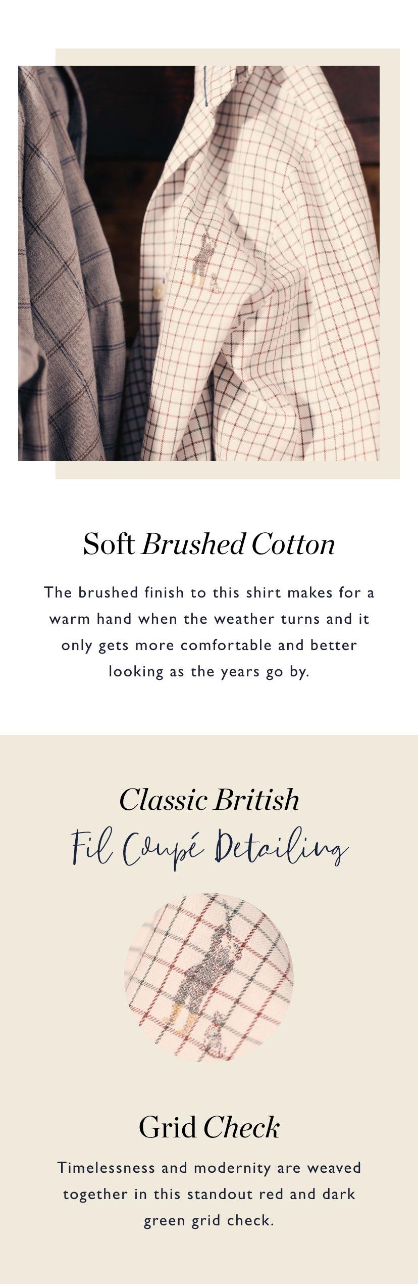 Hackett Classic British Shirt