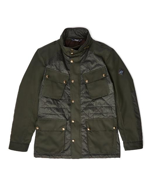 Hybrid Velospeed jacket