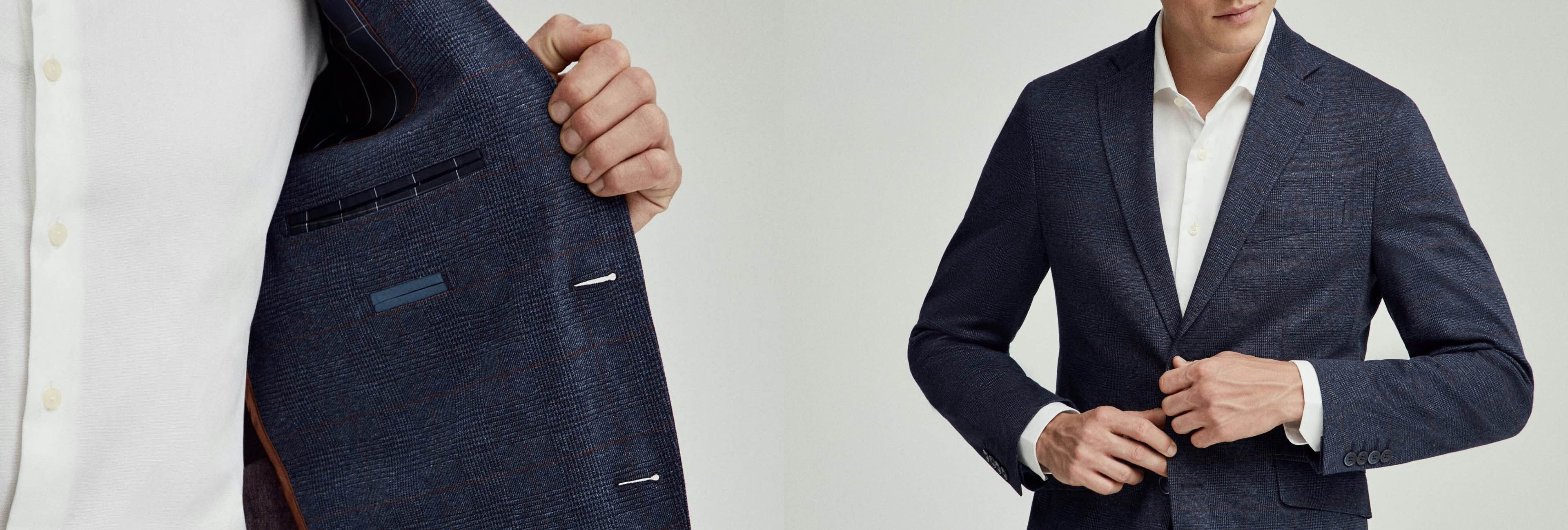 The Cotton Blazer Hackett