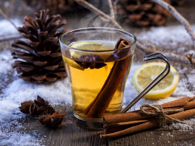 The Hack Winter Cocktails - Hot Gin Toddy