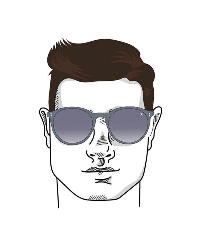 Sunglasses square face