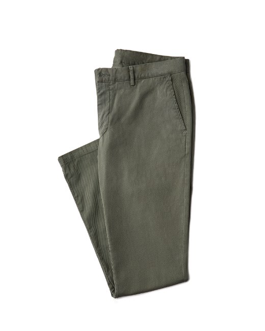 Raised Twill Chinos