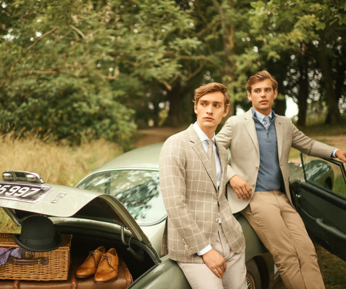 Hackett London | Discover our Men's & Boy's Clothing Collections