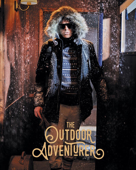 The outdoor adventurer